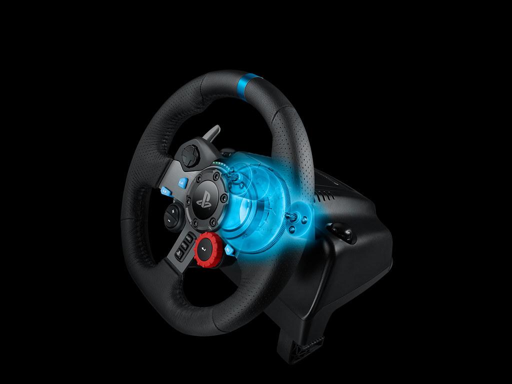De Logitech G29 is ontworpen met oog op duurzaamheid en comfort.